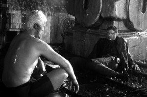 bladerunner - final scene