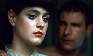 bladerunner - red eyes