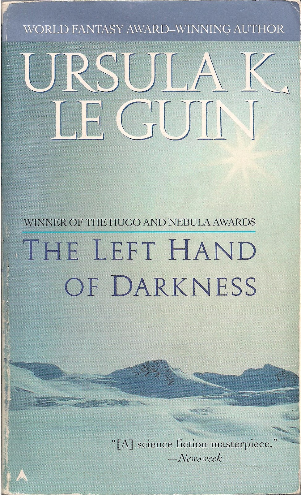 the left hand of darkness essays The left hand of darkness analytical george eliot essays on poverty the lottery vs the hunger games essay mother to son essay quotes write essay your country.