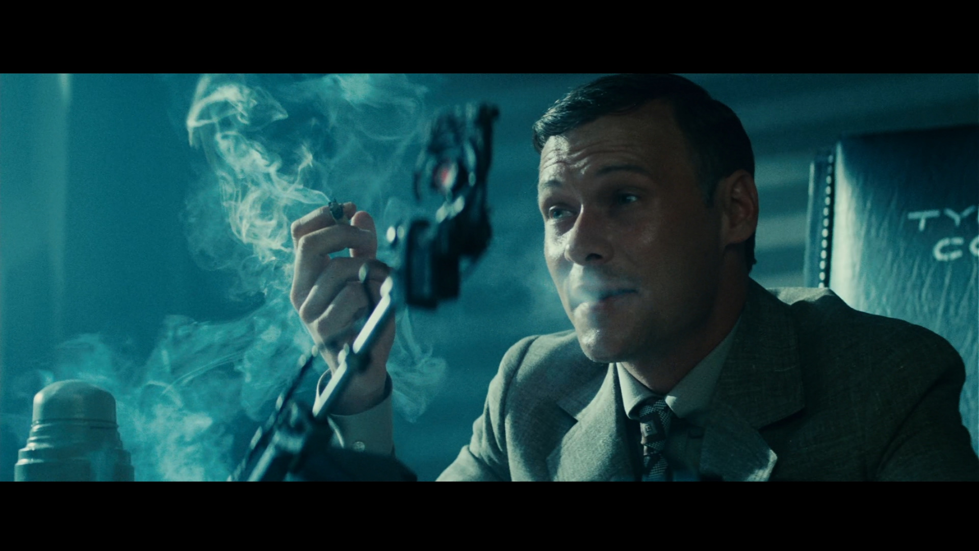 """blade runner The good news about life on earth, thirty-two years from now, is that people still  listen to frank sinatra in """"blade runner 2049,"""" the land is the."""