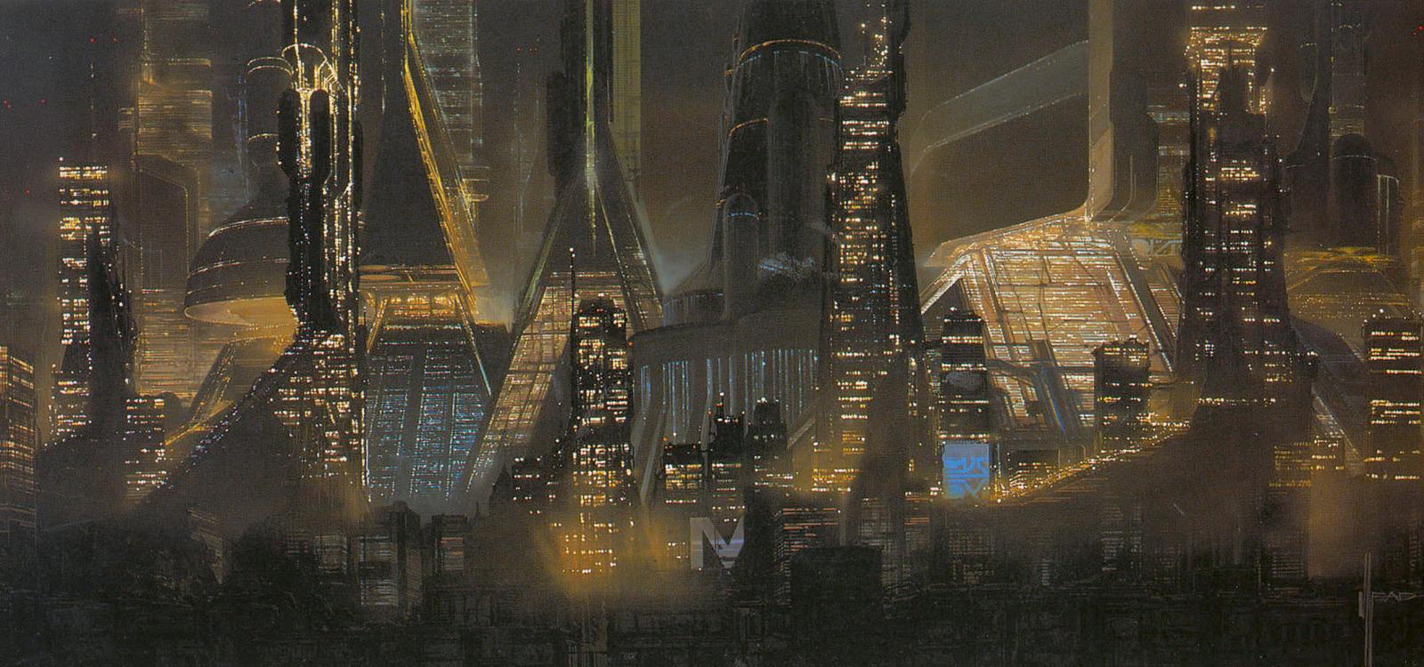 Blade Runner Arte