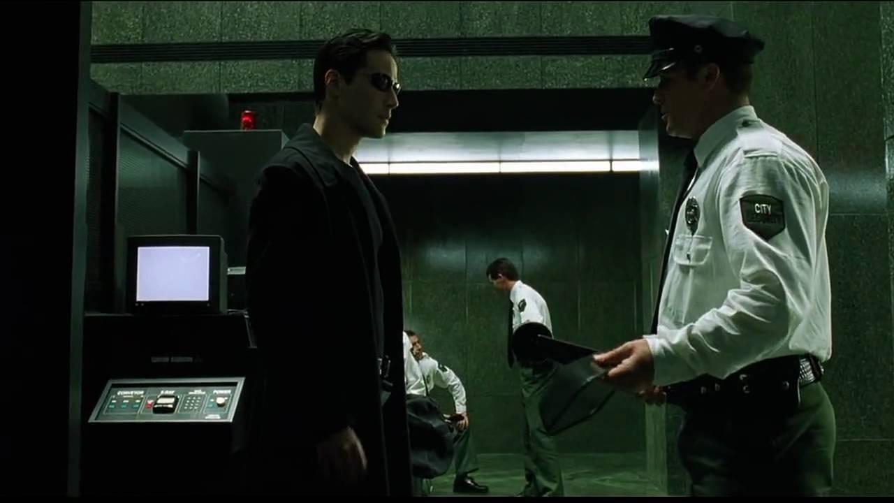 T R Napper The Morality Of The Matrix Napper Time