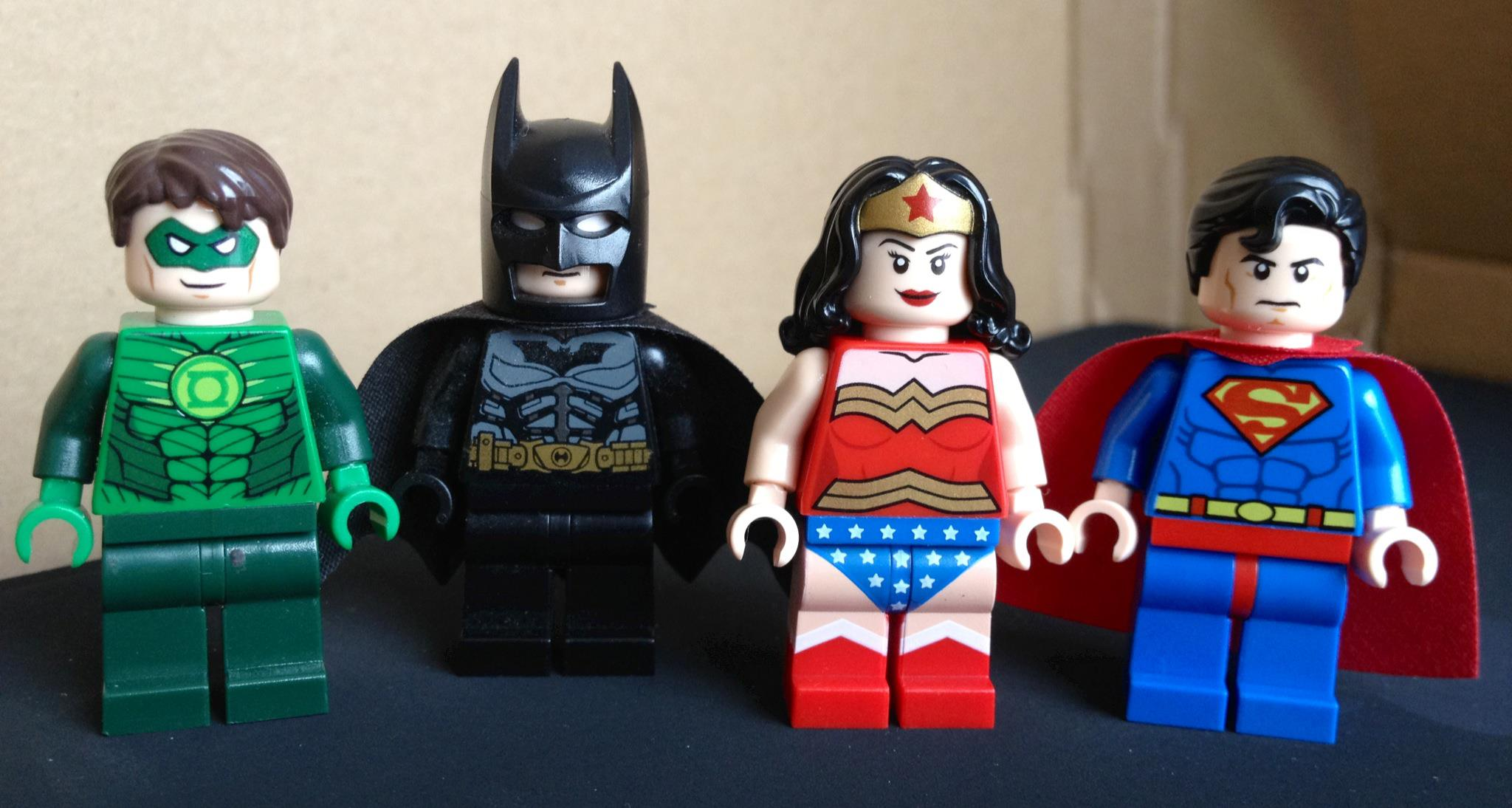 Pictures From The Lego Movie: The Dark Heart Of The Lego Movie